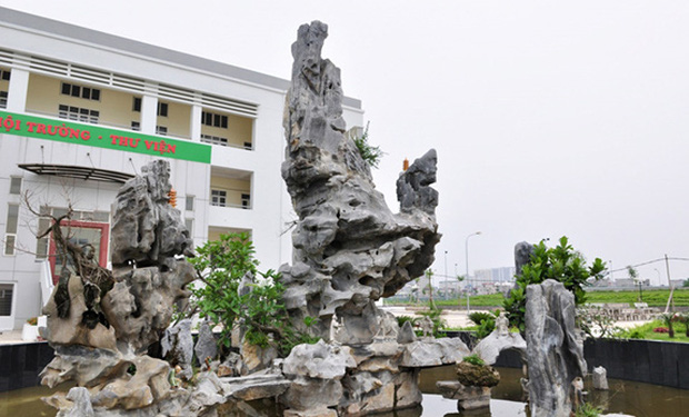 Kiến trúc sang chảnh hàng trăm tỷ đồng của các trường THPT Chuyên ở Việt Nam: Vị trí số 1 gây bất ngờ nhất - Ảnh 7.