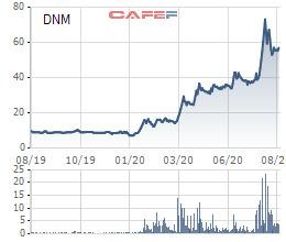 Ngược dòng thị trường, hàng loạt cổ phiếu tăng giá mạnh: Đã có một lỷ lục bị soán ngôi - Ảnh 10.