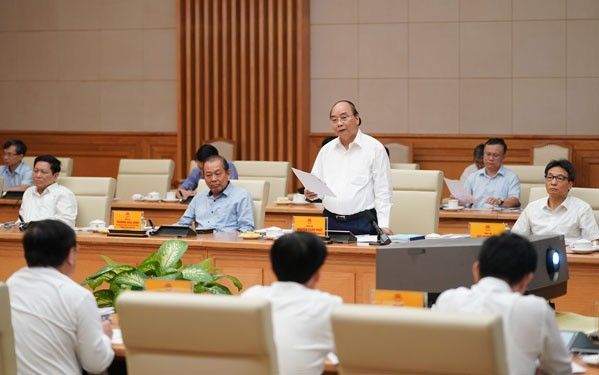 Thủ tướng ủng hộ 4 đề án đột phá của TP HCM - Ảnh 1.