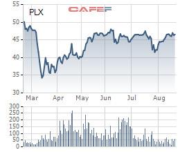 Một công ty của Nhật Bản đăng ký mua 13 triệu cổ phiếu PLX của Petrolimex - Ảnh 1.
