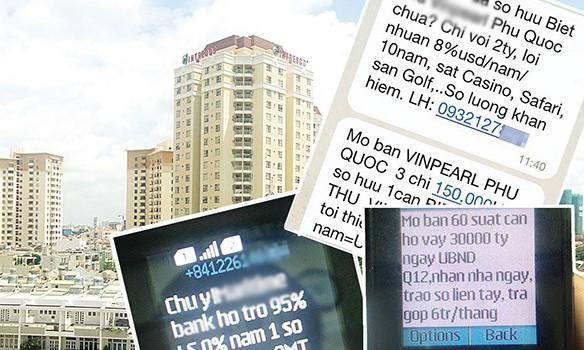 Cấm gọi và nhắn tin rác quảng cáo bất động sản từ ngày 1/10 - Ảnh 2.