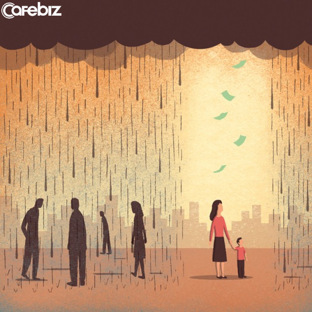 Người trẻ tại sao phải nỗ lực kiếm tiền? Không tiền = Mất bản lĩnh, mất quan hệ, mất đảm bảo cho tương lai - Ảnh 1.