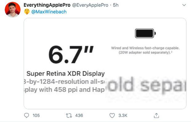 Lộ hình ảnh xác nhận Apple sẽ bán iPhone 12 mà không có củ sạc - Ảnh 1.