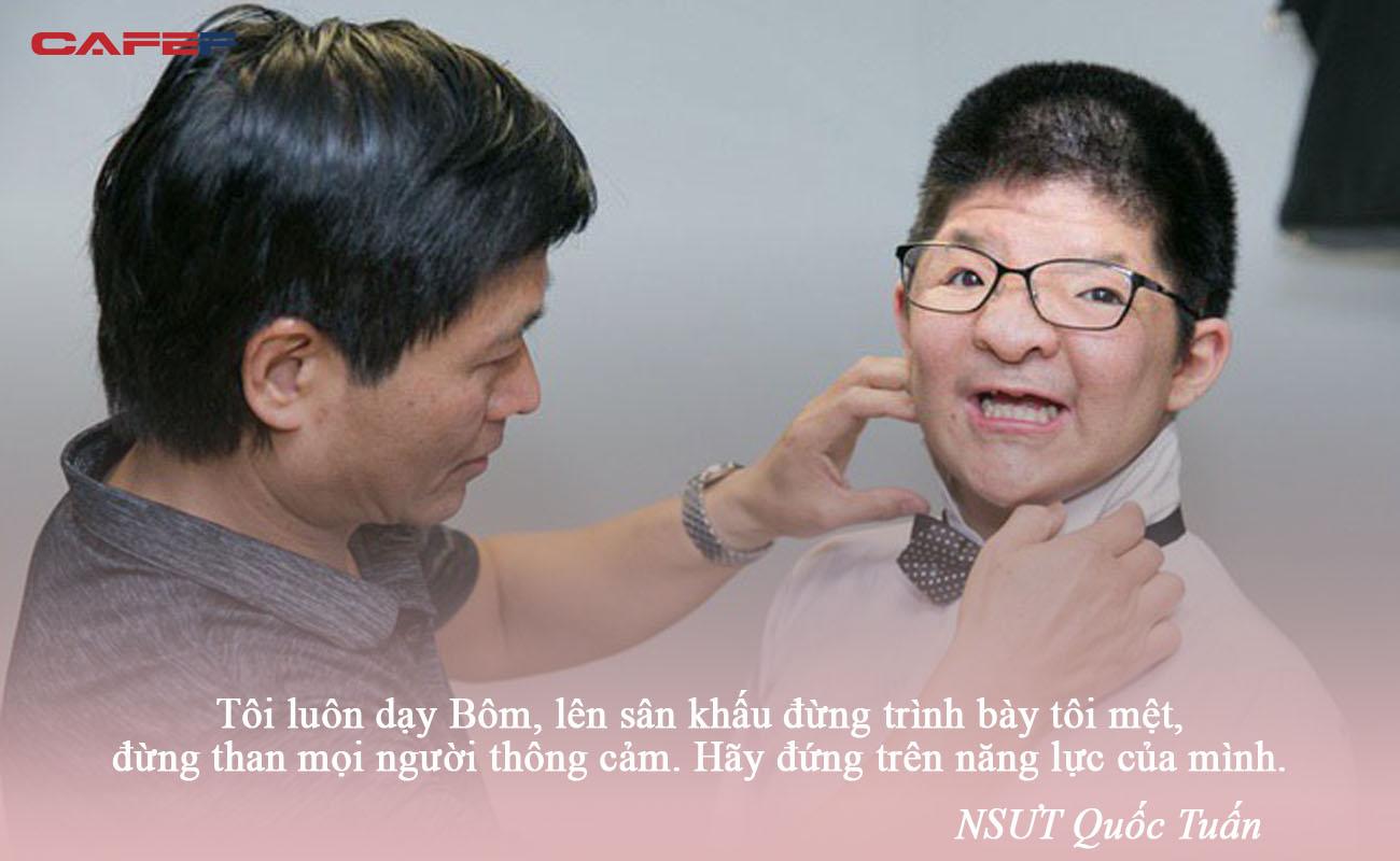 Từ tình yêu thương vô điều kiện đến bài học dạy con làm người, làm giàu của những ông bố nổi tiếng Việt Nam: Hãy đứng trên năng lực của chính mình! - Ảnh 2.