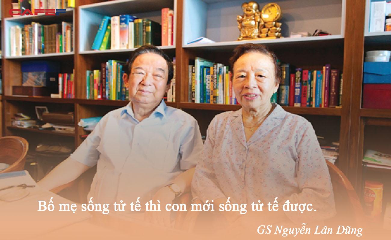 Từ tình yêu thương vô điều kiện đến bài học dạy con làm người, làm giàu của những ông bố nổi tiếng Việt Nam: Hãy đứng trên năng lực của chính mình! - Ảnh 1.