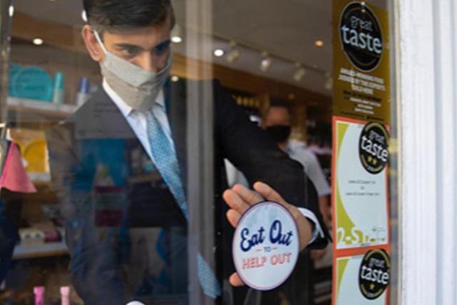 Chính phủ Anh trả 50% hóa đơn cho người dân đi ăn nhà hàng - Ảnh 3.