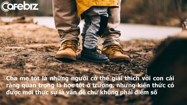 Nghề nghiệp của con bạn làm sau này sẽ quyết định chúng là ai khi bước ra đời: 3 phương pháp của cha mẹ bình thường dạy nên những đứa con ưu tú - Ảnh 2.