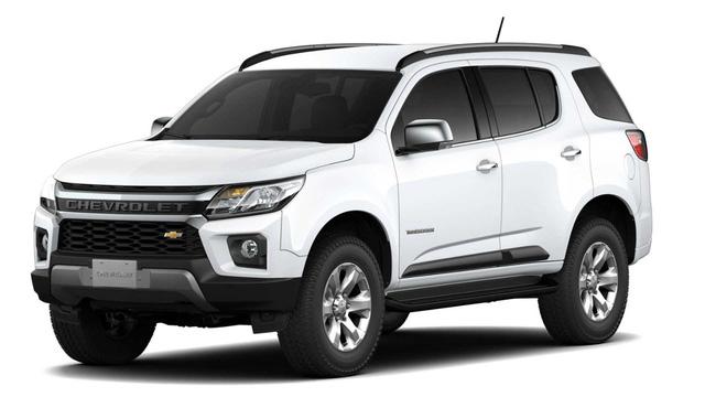 Ra mắt Chevrolet Trailblazer 2021: Thay đổi thiết kế, thêm tính năng, kỳ vọng VinFast mang về Việt Nam - Ảnh 1.