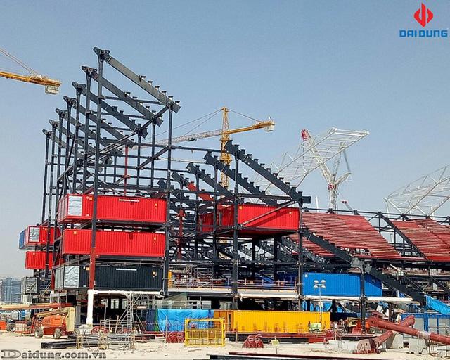 Chân dung doanh nghiệp Việt thi công dự án trị giá 80 triệu USD phục vụ World Cup 2022  - Ảnh 4.