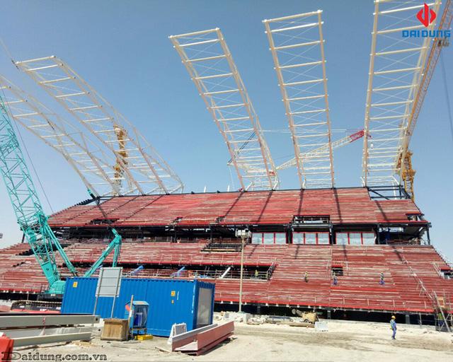 Chân dung doanh nghiệp Việt thi công dự án trị giá 80 triệu USD phục vụ World Cup 2022  - Ảnh 5.