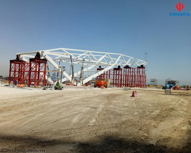 Chân dung doanh nghiệp Việt thi công dự án trị giá 80 triệu USD phục vụ World Cup 2022  - Ảnh 6.