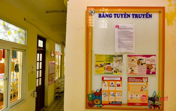 Hà Nội: Phun khử khuẩn, vệ sinh trường học sạch sẽ trước thềm năm học mới - Ảnh 3.