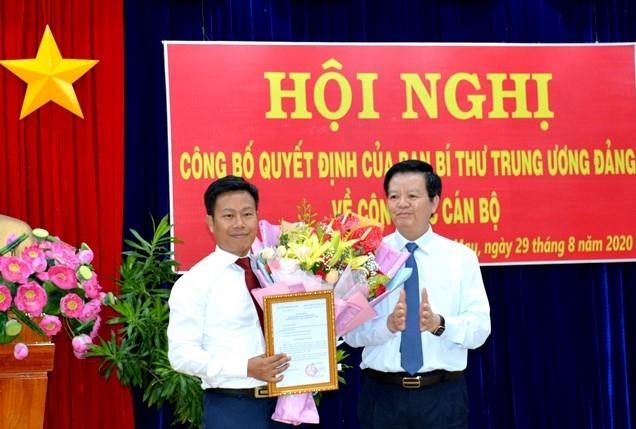Ban Bí thư điều động lãnh đạo 2 cơ quan Trung ương về địa phương - Ảnh 2.