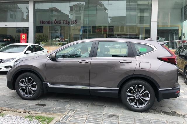 Vừa về đại lý, Honda CR-V 2020 đã được ưu đãi gần trăm triệu, đáp trả Mazda CX-5, đe nẹt Toyota Corolla Cross sắp ra mắt - Ảnh 1.