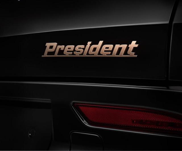 VinFast President lộ diện, giá dự kiến ngang tầm Lexus LX 570? - Ảnh 3.