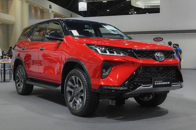 Triển lãm ôtô quốc tế duy nhất tổ chức trong dịch COVID-19 - Ảnh 3.