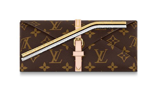 Louis Vuitton vừa ra mắt bộ ống hút hơn 30 triệu đồng đã lập tức cháy hàng - Ảnh 5.
