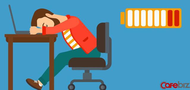 Làm việc quá chăm chỉ thường chịu thiệt, người từng trải nói với bạn: Chỉ có những kẻ ngốc mới chăm chỉ quá đáng - Ảnh 2.