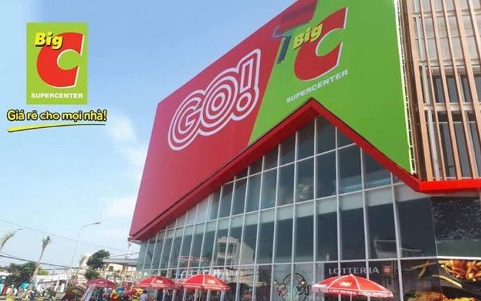 """Doanh thu vượt 1 tỷ USD, Central Group """"phả hơi nóng"""" vào Vincommerce, Saigon Co.op trong cuộc đua dẫn đầu thị trường bán lẻ Việt Nam"""