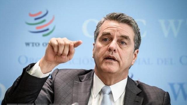 WTO: Tăng trưởng toàn cầu giảm 13% trong năm 2020, lạc quan hơn so với kịch bản kinh tế trước đó - Ảnh 1.
