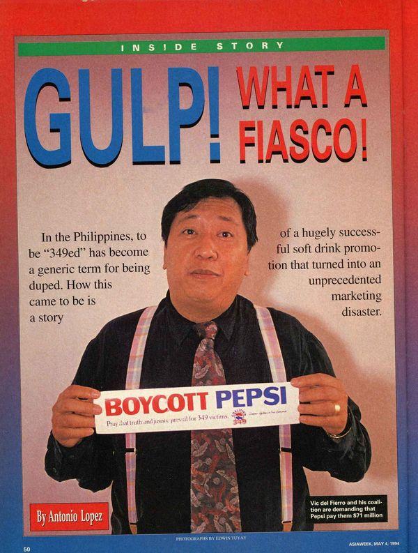 Thảm họa marketing mà Pepsi muốn chôn vùi: 3 chữ số và lỗi ngớ ngẩn biến chiến dịch đang thành công vang dội thành kiện cáo, bạo loạn và thậm chí là chết chóc như thế nào? - Ảnh 2.