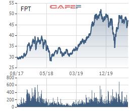 Không nhà đầu tư nào tham gia phiên đấu giá trọn lô 46 triệu cổ phần FPT từ SCIC - Ảnh 1.