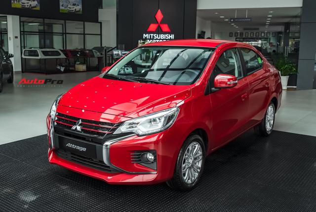 Mitsubishi chơi lớn: Khuyến mại tất tay các dòng xe đang bán ở Việt Nam, Xpander giảm hàng chục triệu, Outlander thêm đồ chơi xịn - Ảnh 4.