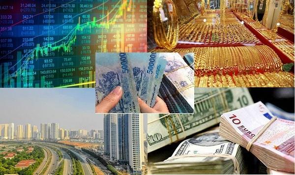 Có tiền gửi ngân hàng nhưng lãi suất giảm thấp quá, nhiều người nhấp nhổm khi vàng bật lên đỉnh - Ảnh 1.