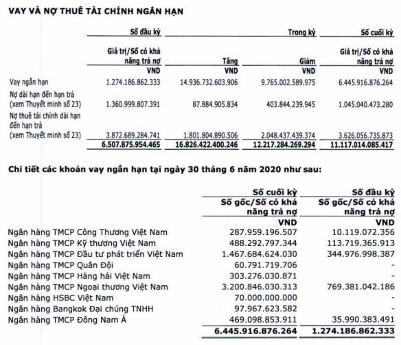 Vietcombank và hàng loạt ngân hàng giải cứu thanh khoản cho Vietnam Airlines: 6 tháng được cấp thêm hơn 5.000 tỷ vốn vay ngắn hạn - Ảnh 1.