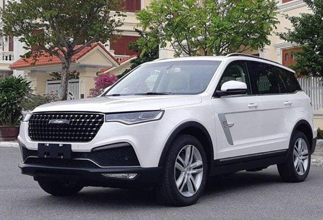 Ô tô Trung Quốc hạ giá kỷ lục tại Việt Nam: Hơn 400 triệu, cạnh tranh từ Kia Seltos đến Honda CR-V - Ảnh 12.