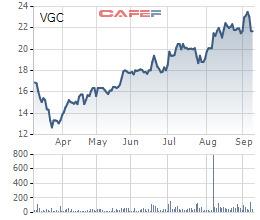 Gelex điều chỉnh tăng giá chào mua công khai cổ phần Viglacera thêm 21% - Ảnh 1.
