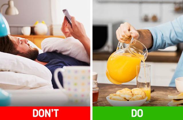 Tại sao không nên sử dụng điện thoại làm đồng hồ báo thức  - Ảnh 1.