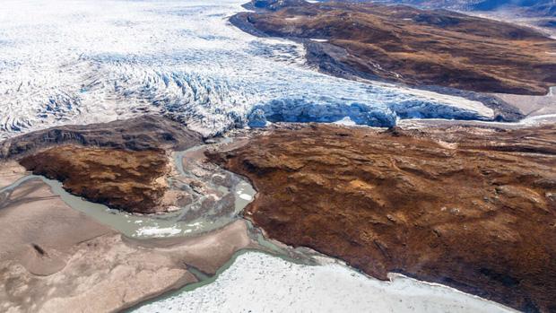 Băng ở Nam Cực đang tan chảy theo một kịch bản tồi tệ bậc nhất, hàng triệu người có nguy cơ mất trắng nhà cửa dưới biển nước - Ảnh 1.