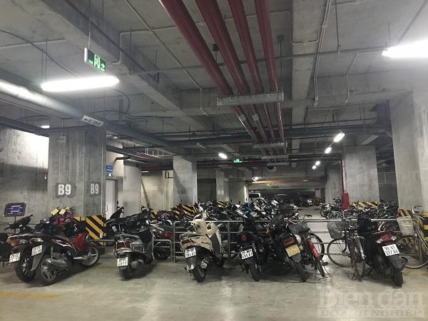 BI HÀI CHUYỆN Ở CHUNG CƯ: Cư dân New Horizon City bức xúc vì quy định gửi xe dưới tầng hầm - Ảnh 4.