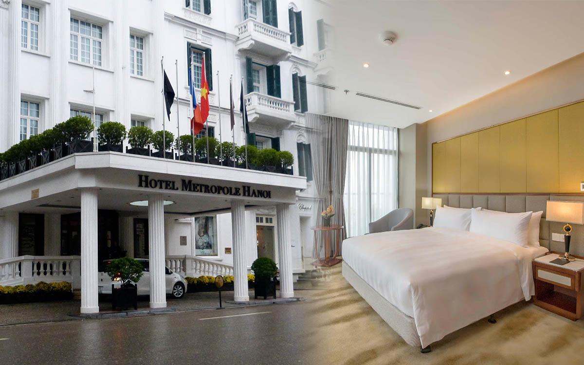 4 khách sạn 5 sao tại Hà Nội được chọn làm nơi cách ly có thu phí: View đẹp, đầy đủ tiện nghi, đảm bảo an toàn phòng chống dịch