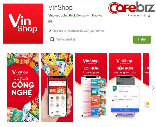 Vì sao Vingroup âm thầm xây app VinShop, tiến quân vào miếng bánh lớn nhất của thị trường bán lẻ mang tên bách hóa?  - Ảnh 2.