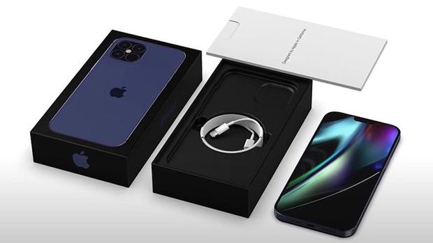 Phác thảo rõ nét nhất về iPhone 12 sau sự kiện Apple: sẽ có màu xanh navy, bán ra không có củ sạc - Ảnh 6.