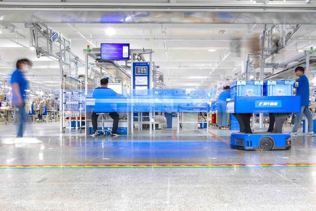 Alibaba vừa tung ra sản phẩm mới, tiến gần hơn tới tham vọng phục vụ 1 tỷ khách hàng, tạo ra 100 triệu việc làm, giúp 10 triệu doanh nghiệp nhỏ có lãi  - Ảnh 1.