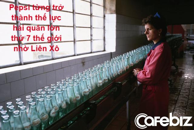 Pepsi vs Coca: Cuộc chiến tại Liên Xô và câu chuyện đổi tàu ngầm lấy nước ngọt  - Ảnh 7.