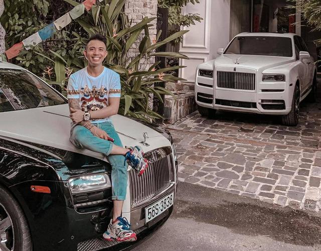 Sở hữu bộ sưu tập siêu xe vài chục tỷ như Rolls Royce Cullinan, Pagani Huayra, Nhựa Long Thành của doanh nhân Minh Nhựa đang lời lãi ra sao? - Ảnh 1.