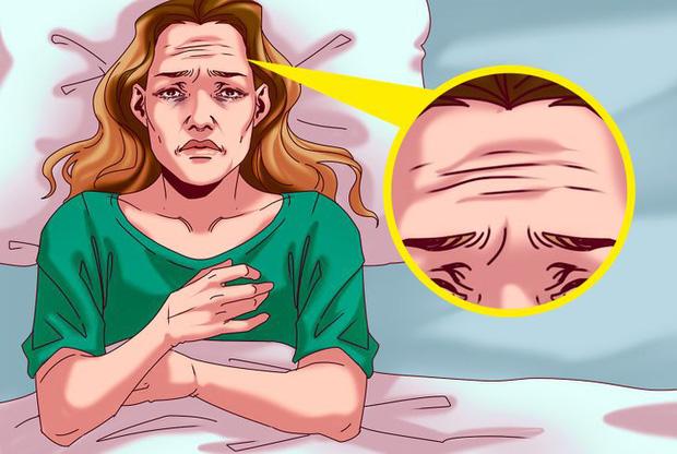 Cứ tự hỏi nếp nhăn xuất hiện là do đâu, hóa ra có 6 nguyên nhân đến từ những thói quen hàng ngày mà bạn chẳng ngờ tới - Ảnh 1.