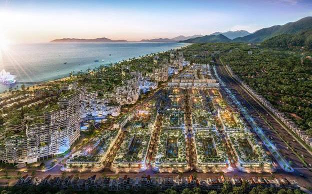 Khởi công Tổ hợp đô thị nghĩ dưỡng hơn 90 ha tại Bình Thuận