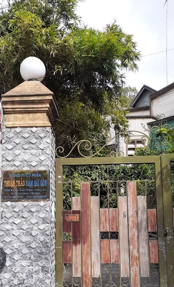 """Lô đất vàng Quận 1 và 22ha ở Bình Chánh của """"bông hồng vàng"""" Phú Yên mà BIDV tiếp tục bán đấu giá - Ảnh 1."""