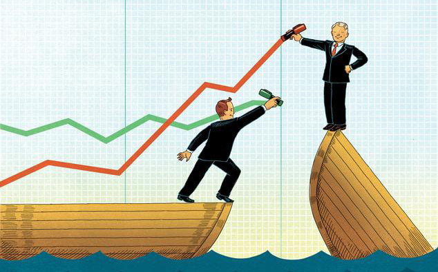 STB bất ngờ dư mua trần hàng triệu cổ phiếu, dòng tiền mạnh giúp thị trường chứng khoán Việt đi ngược với thế giới