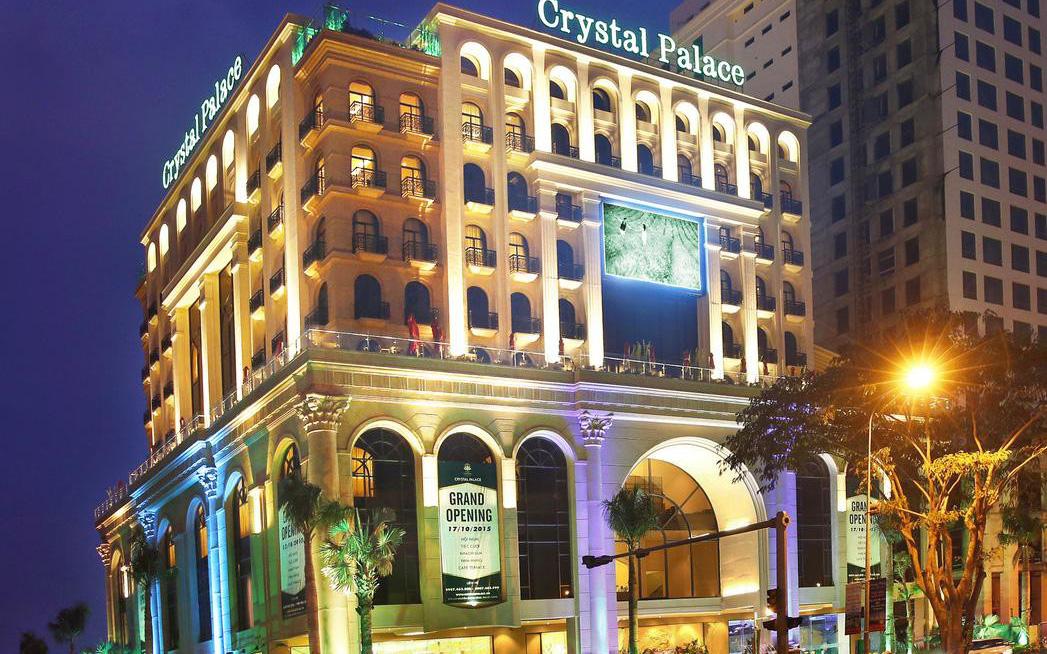 Chân dung Tập đoàn Khải Vy – Ông chủ tòa nhà Crystal Palace (Phú Mỹ Hưng) trước ngày bị BIDV siết nợ