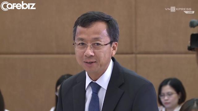 Ông Đặng Thanh Thủy, phó Tổng giám đốc Tập đoàn Vingroup phát biểu tại tọa đàm.