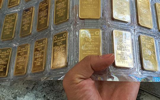 Giá vàng trong nước đảo chiều tăng mạnh