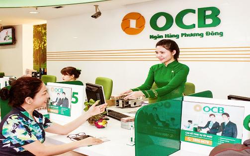 Gửi tiết kiệm tại OCB được cộng thêm lãi suất, tặng số tài khoản và bảo hiểm sức khỏe nội trú