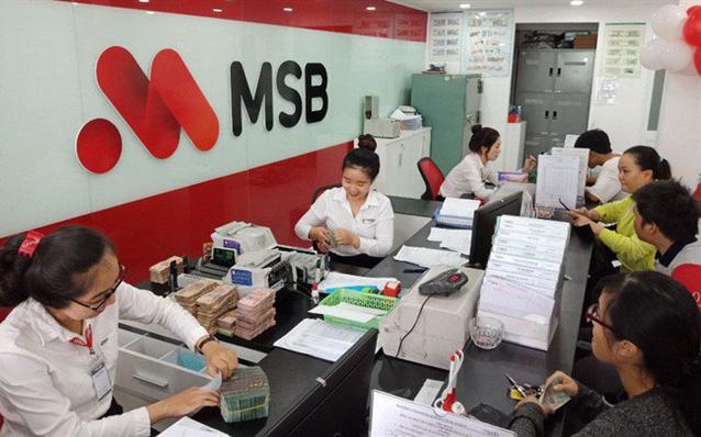 MSB lãi trước thuế hơn 1.400 tỷ đồng trong 8 tháng, đạt 98% kế hoạch cả năm