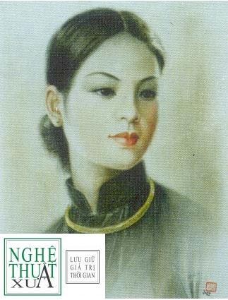 Giai nhân nức tiếng Hà Thành xưa: Từng xuất hiện trong tranh của họa sĩ danh tiếng, cách được bố dạy mới càng nể phục - Ảnh 1.
